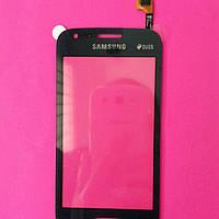 Сенсорный экран для Samsung S7270/S7272 Galaxy Ace 3 Duos черный