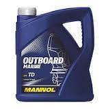 Моторное масло для катеров OUTBOARD MARINE API TD 4л