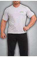 Сіра чоловіча футболка