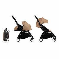 Детская универсальная коляска 2 в 1 Babyzen Yoyo Plus 0+ (шасси чёрое)
