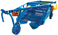 Картофелекопалка двухрядная Agromet Z609/2