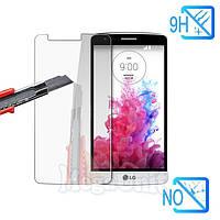 Защитное стекло для экрана LG G3 mini / G3s (d724/d722) твердость 9H (tempered glass)