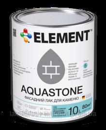 Лак для камня ELEMENT Aquastone