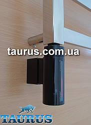 Сенсорний ТЕН InstalProjekt HOT2 N0 (MS) Black: регулювання, таймер до 8ч, LED-підсвічування, маскування дроти