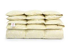 Одеяло полуторное пуховое Зимнее 155x215 гусиный пух Екстра 042.21, фото 3