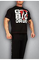 Чоловіча футболка чорна