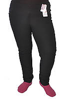 Штаны женские - эластан в больших размерах - 41-348