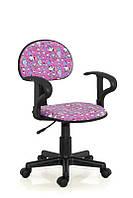 Кресло молодежное Halmar Alfred для девочки