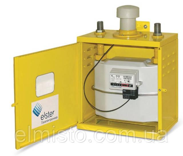 Установка газовых счетчиков схема фото 250