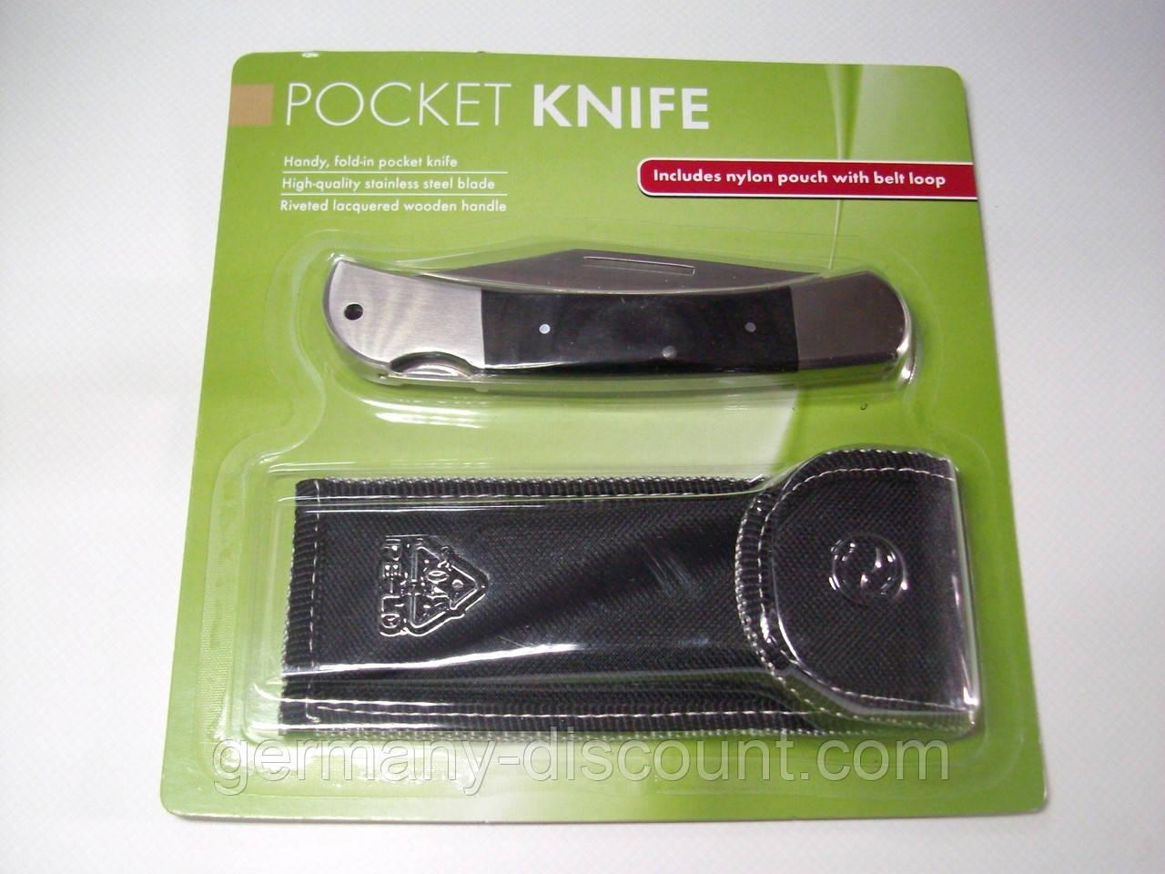 Складной военный нож (Германия)