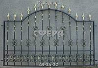 Забор «Садовая Крепость»
