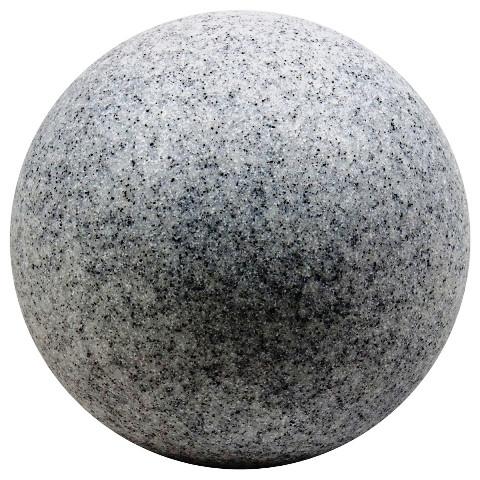 Светящийся декоративный светильник шар MUNDAN серый 50см