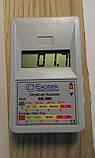 Бесконтактный влагомер (СВЧ) древесины и стройматериалов Exotek MC-500 (0-30%) Ручная калибровка. Германия, фото 4