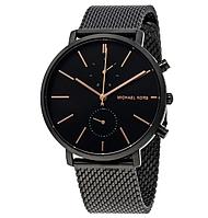 Часы Michael Kors Jaryn Black Dial Black Ion Plated MK8504