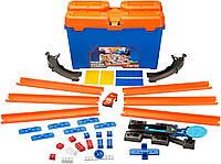 Трек Хот Вилс Коробка для трюков Игра без границ Hot Wheels Track Builder Stunt Box