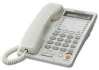 Проводной телефон Panasonic KX-TS2368RUW, бу