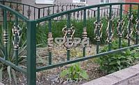 Забор «Зеленая Миля»
