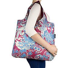 Дизайнерская сумка тоут Envirosax женская OR.B3 модные эко сумки женские, фото 3