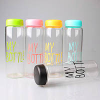 Бутылочка для воды My bottle
