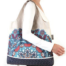 Сумка пляжная Envirosax (Австралия) женская RS.B2 летние сумки женские, фото 3