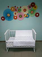 """Детский набор одеяло+подушка """"Звездная ночь"""", двухстороннее"""