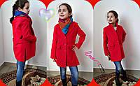 Детские весенние пальто