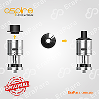 Атомайзер Aspire Quad Flex Survival Kit 4 in 1 Silver