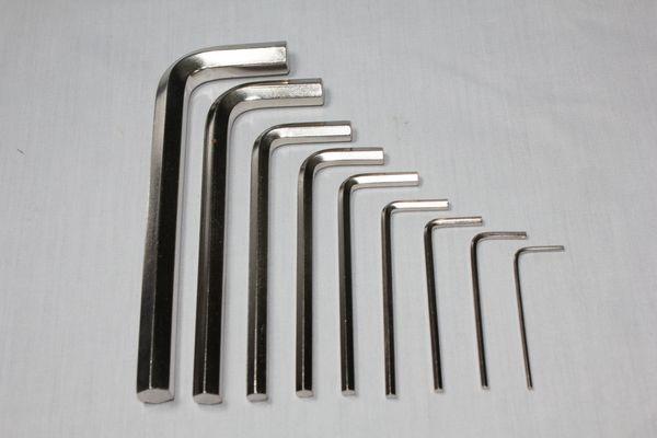 Ключ шестигранный торцевой, 10 мм HTools, 35K910