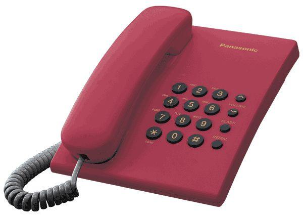Офисный телефон Panasonic KX-TS2350UAR, бу