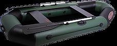 Двухместная надувная ПВХ лодка Vulkan V247 LS(ps), фото 2