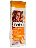 """Увлажняющий шампунь для волос Balea """"персик-кокос"""" 300 мл"""