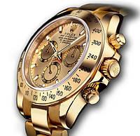 Часы мужские Rolex Cosmograph Daytona Gold, механика с автоподзаводом