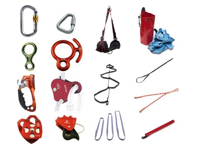 Снаряжение для высотных работ и альпинизма