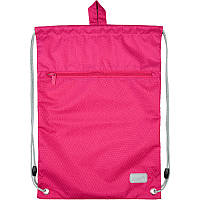 Сумка для обуви с карманом Kite Education Smart K19-601M-31 розовая