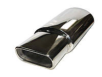 Прямоточный глушитель НГ-0689 нержавейка