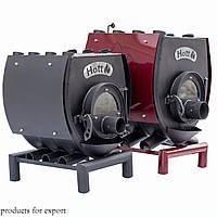 Печь булерьян отопительно варочная Hott (Хотт)Тип-00 -100 м3