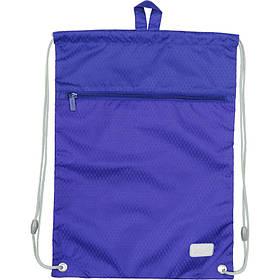 Сумка для обуви с карманом Kite Education Smart K19-601M-33 синяя