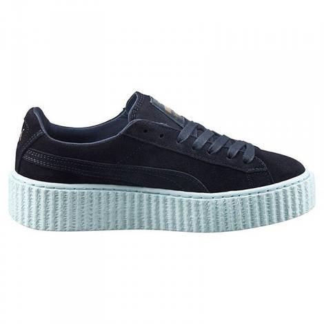Женские кроссовки Puma Creepers Rihanna Peacoat Cool Blue