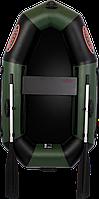 Одноместная надувная ПВХ лодка Vulkan V190 L (ps)