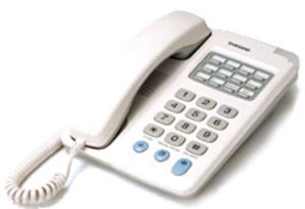 Стаціонарний телефон Samsung SP-F203, бо