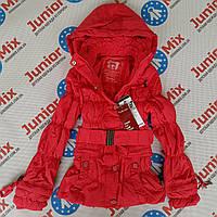 Весенняя куртка резинка на девочку Katarina, фото 1