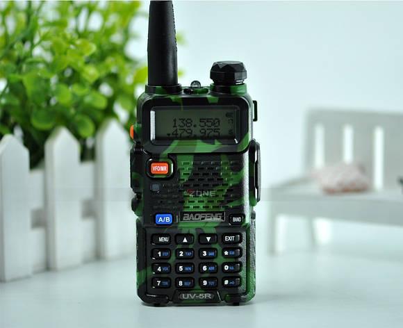 Рация Baofeng UV-5R цвет комуфляж !  Бесплатная доставка!!!, фото 2