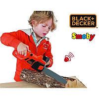 Пила игрушка Black & Decker Smoby