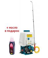 Мотоопрыскиватель Sadko GMD-3325 (1,5л.с./1,47кВт) Бесплатная доставка!