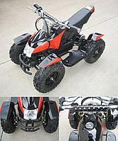 Электрический квадроцикл HL-E421В 500W с электро спидометром***