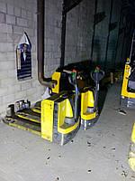 Электрическая поводковая тележка JUNGHEINRICH EJE-116