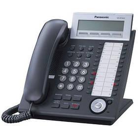 Системный телефон Panasonic KX-DT333UA-B, бу