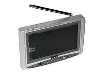 """Телевизор JVS TV-710 7"""" 170* серебристый"""