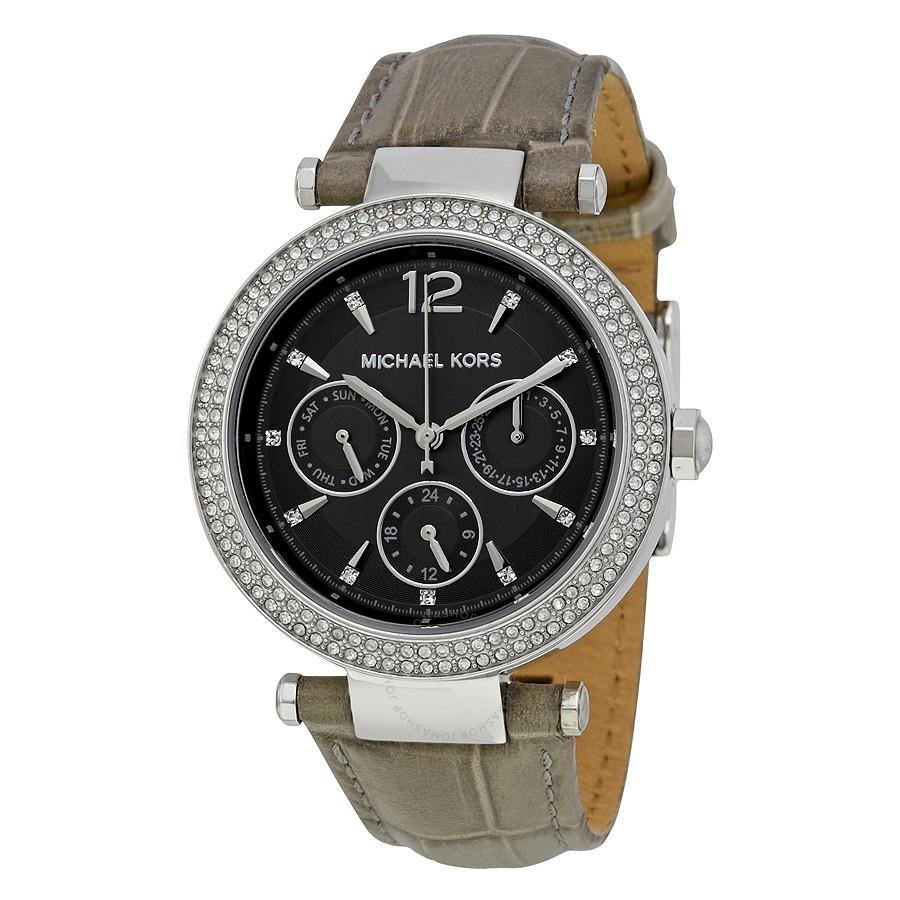 Часы Michael Kors Parker Multi-Function Grey Dial MK2544