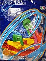 """Фигурные воздушные шары """"Гусеница с рожками"""", GPF65/80 art.46800"""